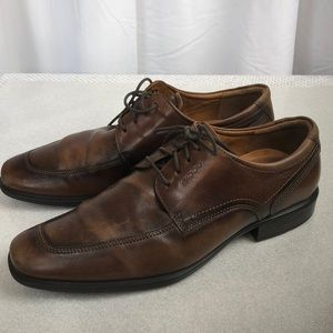 Ecco Men's Brown Oxfords 44 Loafers Shoes …